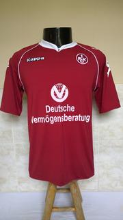 Camisa Futebol Do Kaiserslautern Da Alemanha