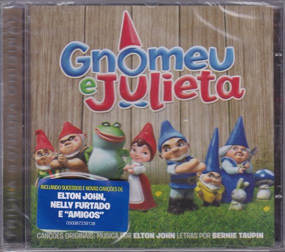 Cd Gnomeu E Julieta - 2011 - Trilha Por Elton John
