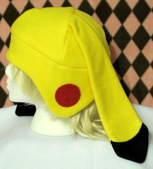 Gorro Otaku Pikachu Te141