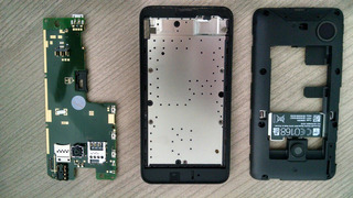 Nokia Lumia 530 Sem Touch E Display Lcd - Novo Com Caixa