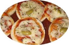 Servicio De Lunch. La Cocina De Andrea. Sandwich De Miga