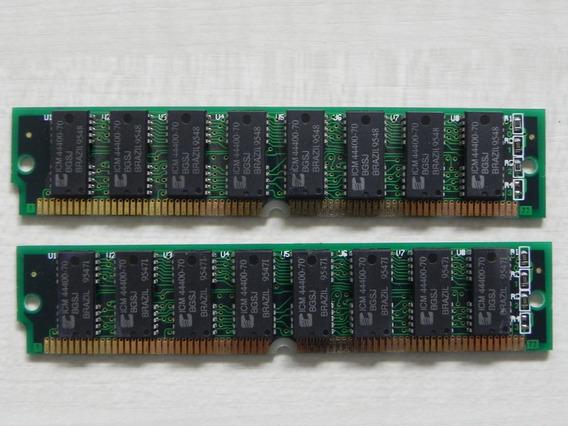 Memória Edo Ram 4mb 72 Vias (memória Edo 4 Mb 72 Vias _ Memo