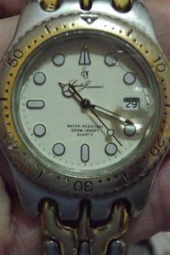 Relógio - Santo Joannes - Japan - Usado - Lindo - Unissex
