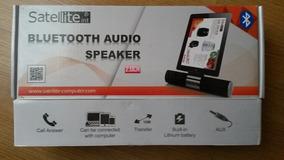 Caixa Som Bluetooth Celular, Tablet Computador E Notebook