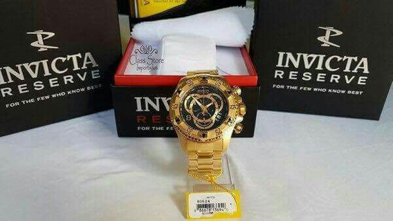 Relógio Invicta Original Excurison Reserve 80624 Banhado