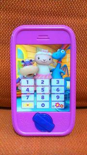 Disney Doctora Juguetes Teléfono Celular Juguete Con Sonidos