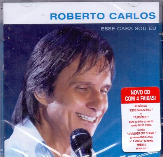 Cd Roberto Carlos - Esse Cara Sou Eu - Novo***
