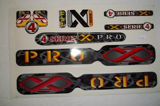 Adesivo Colante Bike Pro X Serie 4