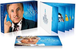 Blu-ray Coleção Mel Brooks - 9 Filmes - Gift Set