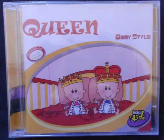Coleção Baby Style Queen - Cd Novo Lacrado A 1