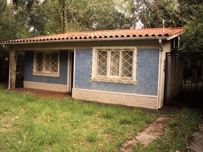 Casa En El Fortin Apta Para Banco