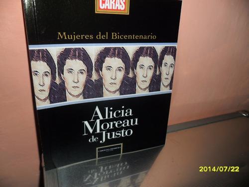 Alicia Moreau De Justo Mujeres Del Bicentenario Rev. Caras