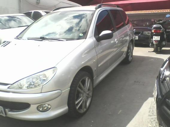 Peugeot Sw 1.6 Automatico Flex