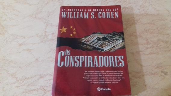 Livro: Os Conspiradores William S. Cohen