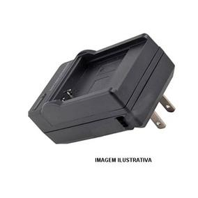 Carregador De Bateria Camera Casio Ex-z270 Z330 S7bk S7pe