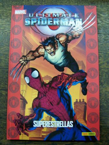 Imagen 1 de 5 de Ultimate Spiderman * Superestrellas * Panini *