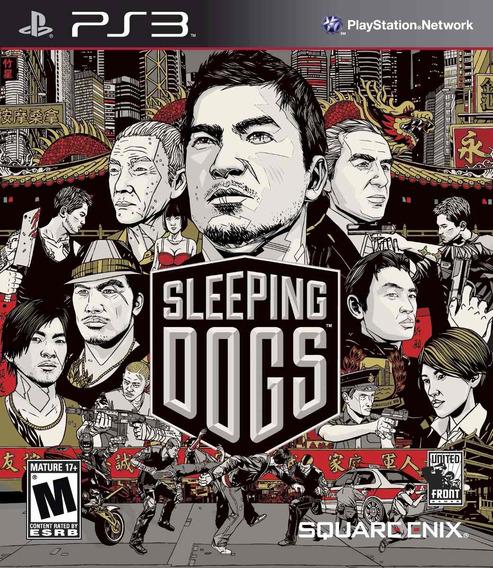 Sleeping Dogs Ps3 Psn - Midia Digital