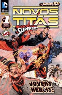Hq - Os Novos 52 - Novos Titãs & Superboy #01