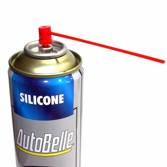 Silicone Em Spray Muito Pratico