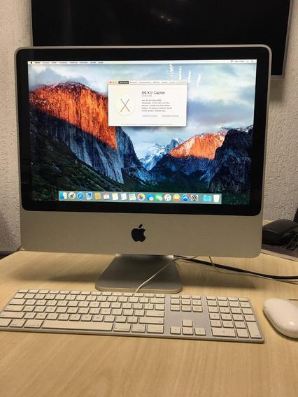 iMac 20pol 2008 (usado)