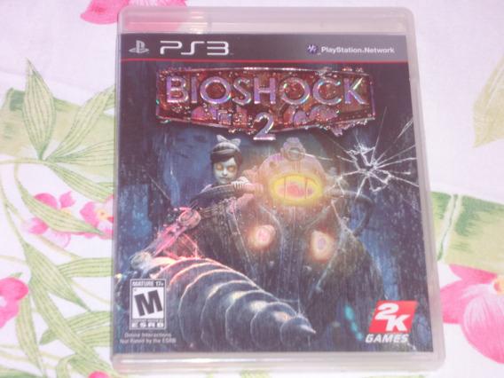 Bioshock 2 ( Jogo Original Playstation 3 )