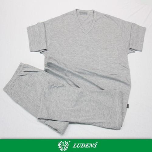 Art854 Pijama Jersey Manga Corta / Pantalón Largo - Ludens