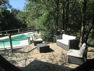 Casa Sierras Cordoba Pileta Rio Parque 3200m2 -11 Pers
