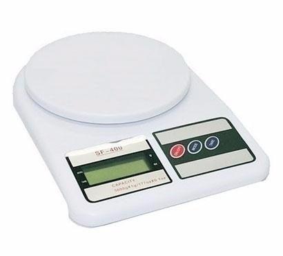 Balanca Digital De Cozinha Sf-400 Ate 10 Kilos