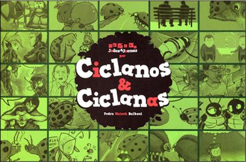 Imagem 1 de 4 de Ciclanos & Ciclanas Joãos E Joanas Quadrinho Nacional