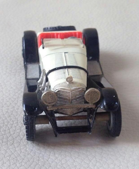 Miniatura Mercedez Benz De Ferro Escala 1/32