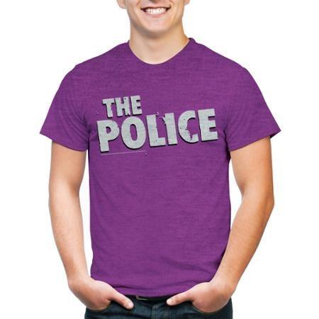 Remeras The Police Originales Import Nuevas Bolsa Cerradas!