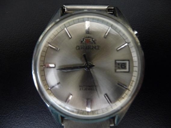 Relógio Orient Clássico Funcionado Perfeitamente
