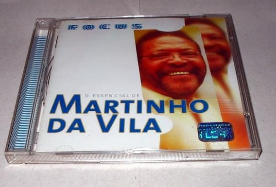 ESSENCIAL MARTINHO VILA CD BAIXAR DA SELEO