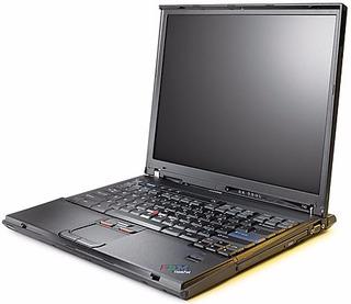 Lote De 3 Laptop Ibm T43 Con 3gb Ram Hd 40