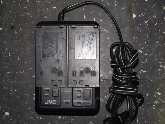 Carregador De Bateria Jvc Aa-v35u