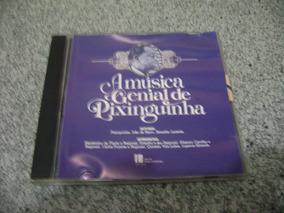 Cd - A Musica Genial De Pixinguinha Discos Marcus Pereira