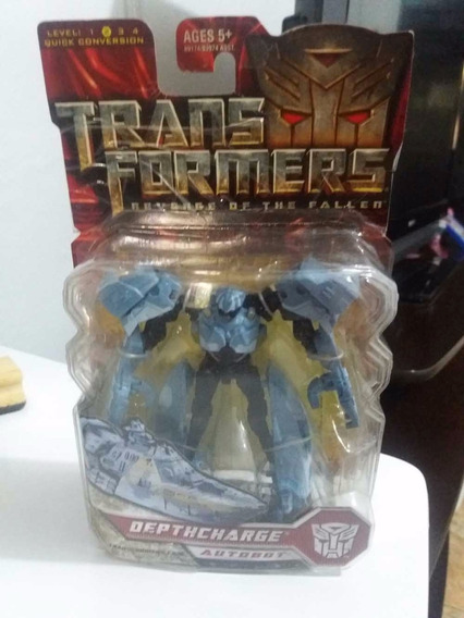 Transformers Legend Class Depthchanrge Novo