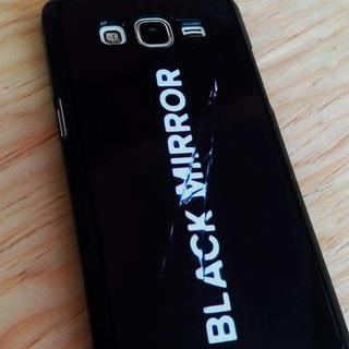 Carcasa Para Celular Black Mirror
