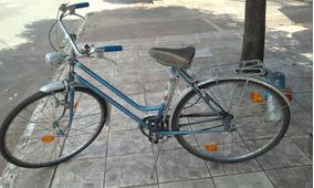 Bicicleta Suíça Antiga Original Feminina Suíça Niesen.