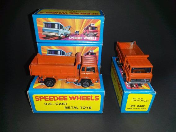 Camión Speedee Wheels Yatming Die-cast