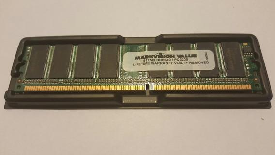 Memorias Markvision Value 512mb Ddr400 / Pc3200