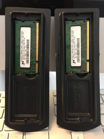 2 Gb (1 + 1) iMac 2008 (ddr 800)