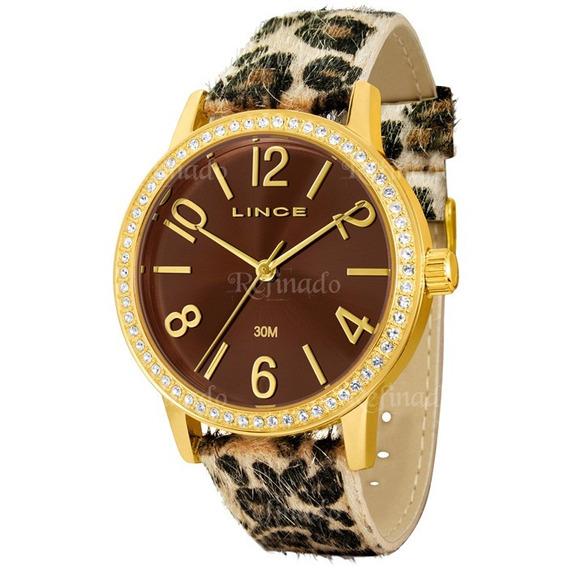 Relógio Orient Lince Lrc4222l