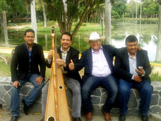 Conjunto De Musica Llanera