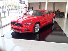 Ford Mustang 5.0 Gt 421 Cv At Anticipo Y Cuotas