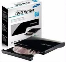 Quemadora Portatil Externa Samsung Dvd Cd Se-208