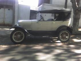 Ford T 1927 Totalmente Restaurada.