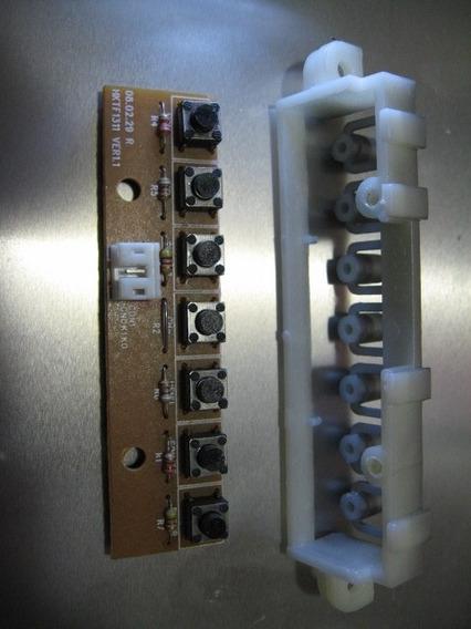 Placa Teclado Função Hktf1311 Monitor Tv Fujilink Fu-22g72