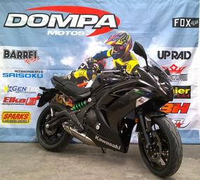 Kawasaki Ninja 650 Abs Sport 2016 Deportiva Pista Dompa