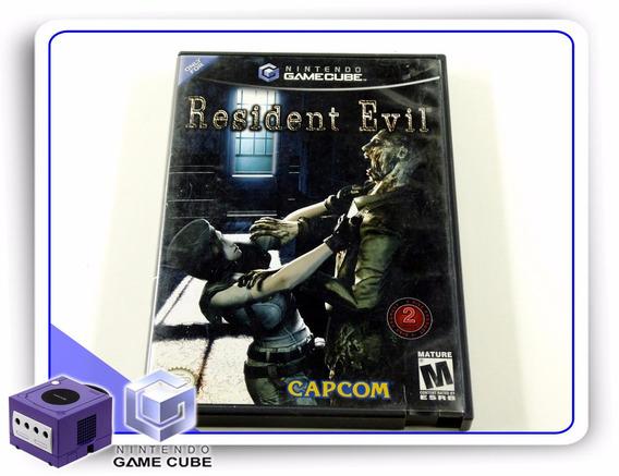 Gc Resident Evil Original Gamecube